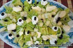 Receita de Salada de Acelga com Abacaxi                                                                                                                                                                                 Mais