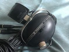 Pioneer SE-Q404 4-Channel Headphones quadrophonic studio audio jack adaptor