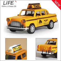ホット販売minecraftタクシー合金車モデル子供のためのおもちゃ卸売ダイキャストおもちゃ車ホットウィール1:32クリスマスギフト