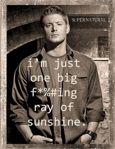 #spn. I pinned this because it fits his personality so perfectly.