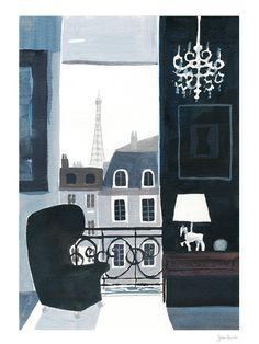 Jason Brooks Store — Paris Interior