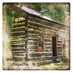 Image result for fayette, ny LDS peter whitmer