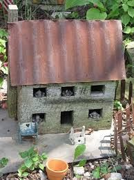 Image result for rustic birdhouse