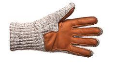 Deerskin Palm Ragg Wool Glove (Grey) ($20-50) - Svpply