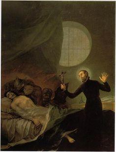 Goya - The Impenitent Soul