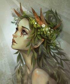 Willow by Radittz on DeviantArt Male Character, Fantasy Character Design, Character Design Inspiration, Character Concept Art, Character Ideas, Fantasy Forest, Fantasy Art, Fantasy Concept Art, Weiblicher Elf