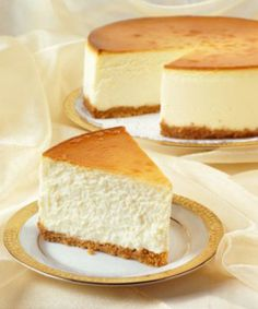 New York Cheesecake. My fav...plain and simple and DELICIOUS!