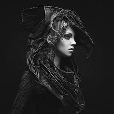 black-white-madness:  Madness:  Fotografie Claudia...