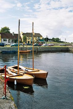 Kinvara Harbour - Co Clare, Ireland