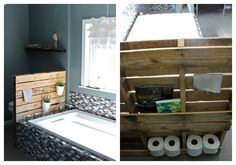 upcycled shelving - Google Search