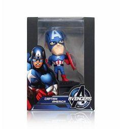 Marvel Avengers Action Figure Toy Car Vehicle Home Air Freshener Captain America #LGHouseholdHealthCareLtd