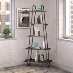 5 Shelf Bookcase - 8825536 | OfficeFurniture.com