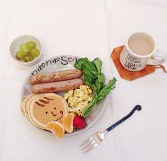 幸せ朝食♡