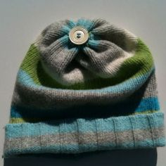 Make a woolly hat from an old sweater :: allaboutyou.com