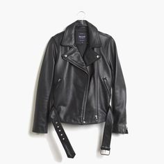 leather jacket | wardrobe essential