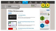 20 Best Responsive Web Design Examples of 2012 Ios Features, Search Video, Media Studies, Responsive Web Design, New Media, Website, Learning, Digital, Blog