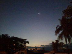 Un bonito atardecer tomada desde el barrio san carlos San Gil, Celestial, Sunset, Outdoor, Saints, San Carlos, The Neighborhood, Colombia, Bonito
