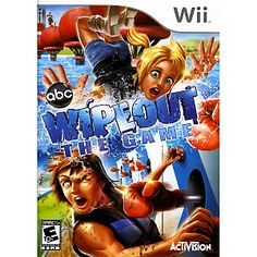 Wipe Out  - Wii at HSN.com.