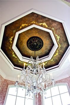 Ceiling Finish by Lazenby's Decorative Arts Studio