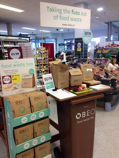 Wahoo! Obeo Food Waste Boxes are now on sale at 5 @SuperValuIRL stores in Co.Meath @meathcoco . #BrownBin