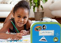 Little Passports (monthly subscription)