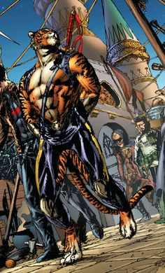bronze tiger dc comics | Image - Bronze Tiger Prime Earth 004.jpg - DC Comics Database