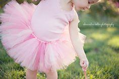 Ballerina Halloween Costume Tutu for Newborn Infant Baby Girl