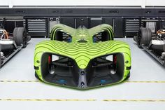 Roborace is building a 300kph AI supercar – no driver required