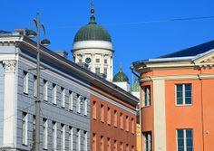 Blue sky in Helsinki | Flickr - Fotosharing!