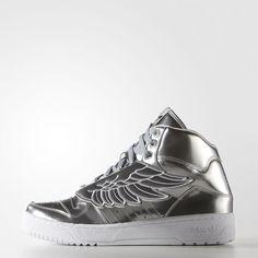 adidas - Jeremy Scott Metal Wings Shoes Topánky Adidas 6817b6dcea3