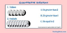 Here's a 2nd grade quantitative relations question from the #CogAT. Can your child solve it?
