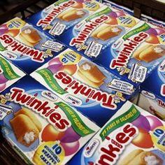 Twinkies, gotta love 'em