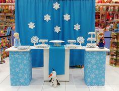 Na Ri Happy - decoração basica  frozen