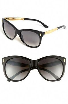 86de13fc27 Jimmy Choo  Ally  56mm Retro Sunglasses available at  Nordstrom  JimmyChoo  Other Accessories