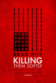 Killing Them Softly opening November 30th. Buy tickets at www.studiomoviegrill.com.