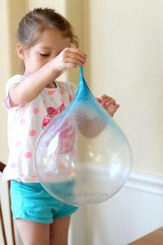 Reusable Bubbles!
