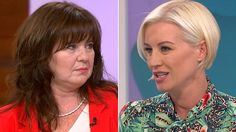 Denise Van Outen feels guilty over choosing caesarean birth