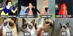 grumpy cat quotes disney - Google Search