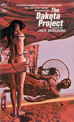 Robert Foster's cover for the 1971 edition