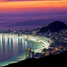 Copacabana, Rio De Janiero