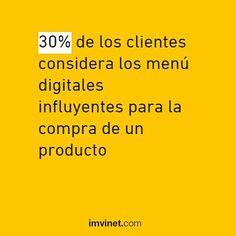 Estudios recientes muestran la efectividad del #DigitalSignage para los restaurantes. Es una tendencia irreversible la modernización de la manera que se presentan los productos hoy día.  Los Menú Digitales te ofrecen la flexibilidad para actualizar la información que se presenta a tus clientes cuando lo desees. Incluso el sistema ACO de IMVINET te permite hacer la actualización desde tu smartphone o tablet ----------------------------------- #digitalsignage #digitalmenuboard #menuboard #restaurant #marketing #ventas #retail.