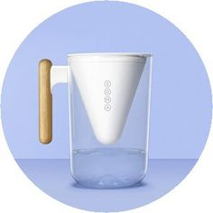 Amazon.com: Soma Sustainable Carafe & Plant-Based Water Filter: Kitchen & Dining