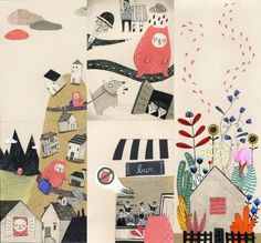 Marianna Coppo's illustrations