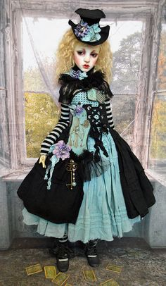 phantom creations - 'alice' | phantomdolls | Flickr