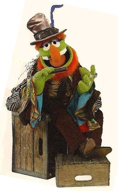 The Muppets - Dr. Teeth - has a band called Electric Mayhem