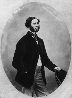 Plus who can deny that sideburns, a gorgeous velvet jacket, and a cravat aren't an inspiration to us all?