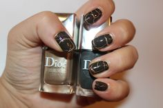 21st September 2012    Dior - Golden Jungle Duo 001