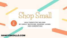 Calling all Etsy Sellers! I am tremendous excited to share with you guys my newest venture. I'm that includes 143 Etsy retailers within the hopes the video goes Etsy Seo, Opening An Etsy Shop, Business Signs, Website Themes, Social Media Template, Bold Jewelry, Girls Jewelry, Jewelry Sets, Marketing