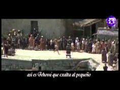 Danza del rey david remolineando
