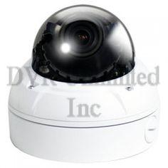 SVD-700P2812 690TVL Vandal Proof Dome Security Camera
